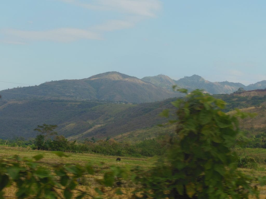 Peruvian countryside